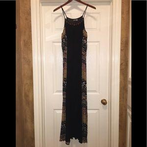 Earthbound Trading Co Boho Maxi Dress